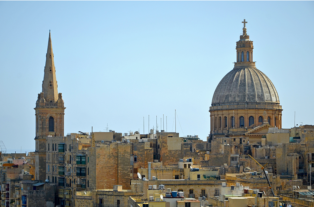 St Jhon Valletta